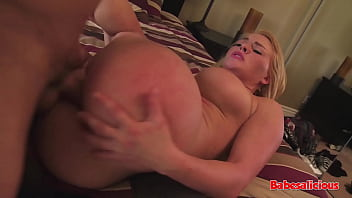 Babesalicious - Mommy Corrupt her Step-Son & Get Creampied