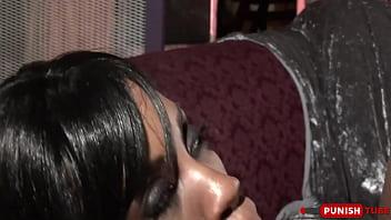 PunishTube - Sydnee Capri Takes A Huge Black Cock In Her Phat Booty