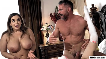 Tricky husband having sex with wife and college girl - Kenzie Reeves and Natasha Nice