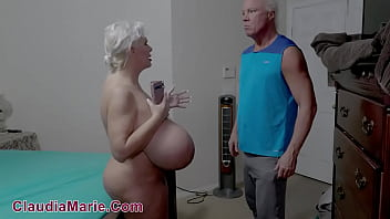 Claudia Marie Ass Now FATTER 10 min