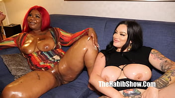 double trouble big booty anna sky and davina winters fuck jay bangher 18 min