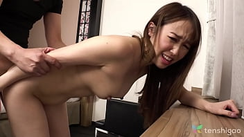 MUST SEE - Japanese amateur Rieko in her first onscreen video - Cheating girlfriend comes to hotel - She loves to fuck and suck cock 4k [part 3]