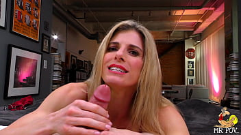 Proof beautiful MILF Cory Chase is a cheater!