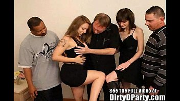 Anal Teens Dirty Group Sex Party!
