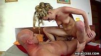 Mature slut Tereza fucks hard