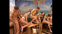 Kazakh Girl in Orgy 13 min