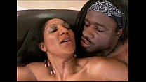 Ebony house wife lil spicy gets black cock