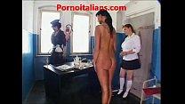 Fetish enema clistere - donna riceve clistere da infermiera