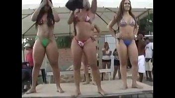 Brazilians big ass dancing