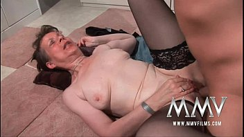 MMVFilms German granny knows how to fuck 13 min