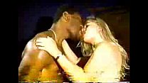Blonde white wife with black lover - Homemade Interracial Cuckold Vintage 35 min