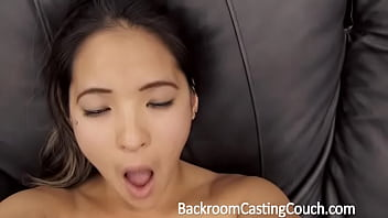 Tiny Asian Anal and Creampie