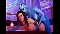 Mass Effect - Bang Liara TSoni 23 min