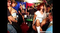 Hot party chicks suck dicks in club orgy 8 min