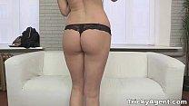 Tricky Agent - Perky Renata fucking casting teen porn 13 min