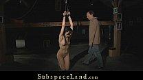 Painful punishment for a hardcore slave bitch 6 min
