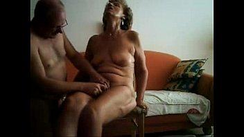 Pervert granny fingered hard. Amateur older