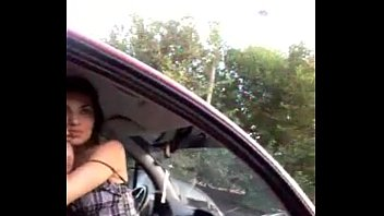 en el auto en Córdoba.. 2 min