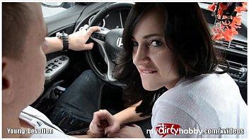 Hot Sex in Fast Cars
