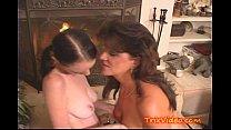 BI-Mom teaches her BI-TEEN daughter 10 min