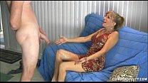 Naughty Mature Lady Gets A Cumblast 4 min