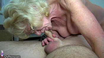 OldNanny Skinny old grannies and young pretty girls is masturbating 8 min