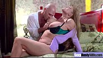 (darla crane) Housewife With Big Tits Show On Cam Her Skills clip-09