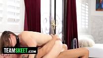 Cheating Bitch Caught By Husband - PunishTeensHD.com