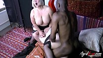 AgedLovE Sarah Jane and Lacey Starr Threesome