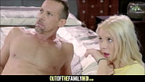 Mom Watches Her Tiny Teen d. Kenzie Reeves Get Fucked By Stepdad