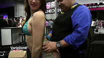 Mandy Muse Interview Exxxotica NJ 2016