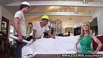 Brazzers - Brandi Love's The Contractors Brandi LoveandMichael Vegasand