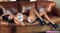 Twistys - (Madison Ivy) starring at Cum Over To My Couch
