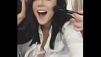 Chloe Bennet - Nipslip on Snapchat - (uploaded by celebeclipse.com)