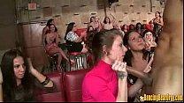 All the Girls are Hungry for Stripper Jizz - DancingBearOrgy.com