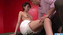 Juicy hardcore experience for slim Makoto Yuukia