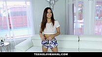 Teensloveanal - Hot Teen Jade Jantzen Gets Ass Stretched and Fucked