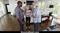 ExxxtraSmall - Petite Blonde Teen Alina West Fucks Huge Cock