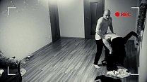 k. Girl Deepthroat Dick Victim and Rough Sex - Spy Cam