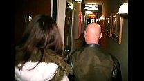 Dutch Threesome In The Cinema