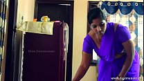 desimasala.co - Young aunty boob grab romance with neighbour