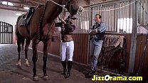 JizzOrama - Latina Tera Joy Run Cock Like a Horse !