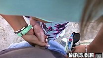 Mofos - Public Pick Ups - (Kelsi Monroe) - Glamorous PAWG Fucks Camera Guy
