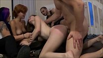 Brothers & Sisters Fuck at House Party - Molly Jane & Roxanne - Family Therapy - Preview