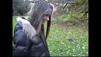 I fuck my hot girlfriend in the forest and in bedroom
