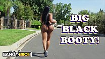 BANGBROS - Victoria Cakes Goes For A Jog And The Earth Trembles As Her Big Ass Shakes