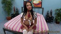 hot school girl teen Vicki Chase in mini skirt wants big cock
