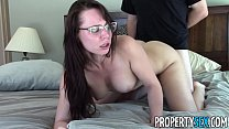 PropertySex - Highly motivated real estate agent orgasmic sex with client