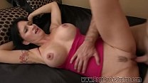 Hot Step Mom Begs for a Huge Load in her Mouth - Angie Noir