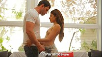 HD - PornPros Latin Ava Mendes celebrates with a good fuck